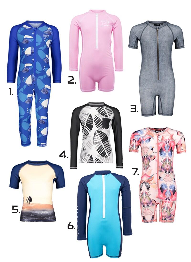 UV-vaatteet isoille ja pienille lapsille 0d75fcda3f