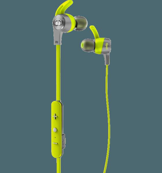 ISPORT ACHIEVE WIRELESS IN-EAR HEADPHONES