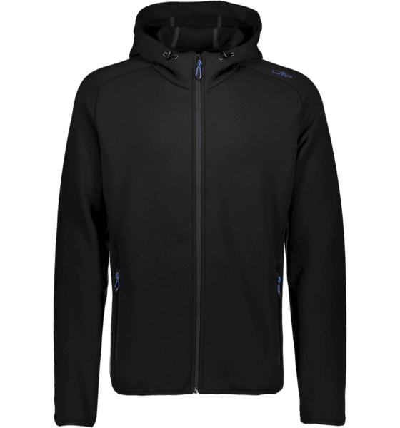 M STRETCH ZIP HOOD