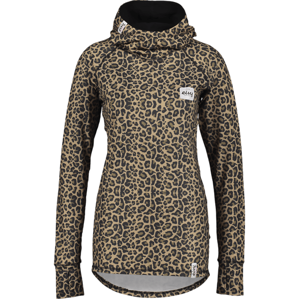 W ICECOLD WINTER HOOD TOP