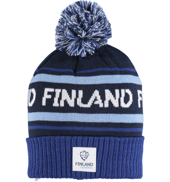 Finland FLOORBALL BEANIE