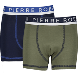282629104101 PIERRE ROBERT K COTTON BOXER 2P Standard Small1x1 ... 66d28ab867